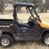 Cougar RP Mountain Lion 600 Side by Side UTV Rob Fraser Review