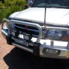 Project Pajero KORR Driving lights