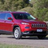 Jeep Cherokee finally in Australia