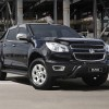 Holden Colorado 'Black Edition' at Deni Ute Muster