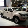 Isuzu stands out at the 2014 Paris Motor Show