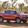 Toyota Hilux issues challenge to Competitors